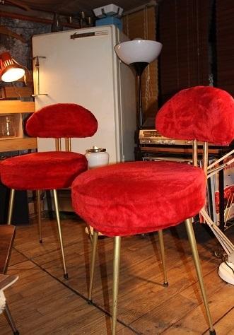 chaise moumoute by pelfran vintage by fabichka. Black Bedroom Furniture Sets. Home Design Ideas