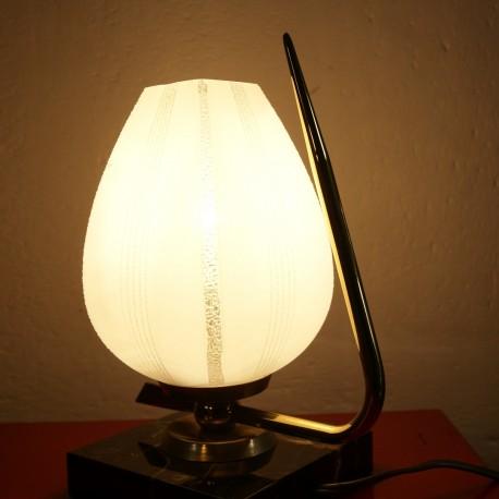 lampe de chevet marbre noir 2. Black Bedroom Furniture Sets. Home Design Ideas