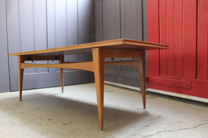 table basse design scandinave vintage vintage by fabichka. Black Bedroom Furniture Sets. Home Design Ideas
