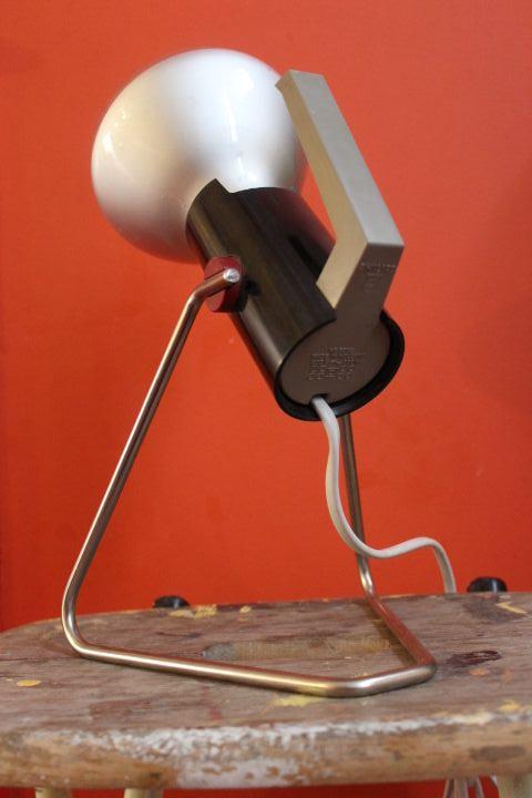 lampe infraphil philips 1970 vintage by fabichka. Black Bedroom Furniture Sets. Home Design Ideas