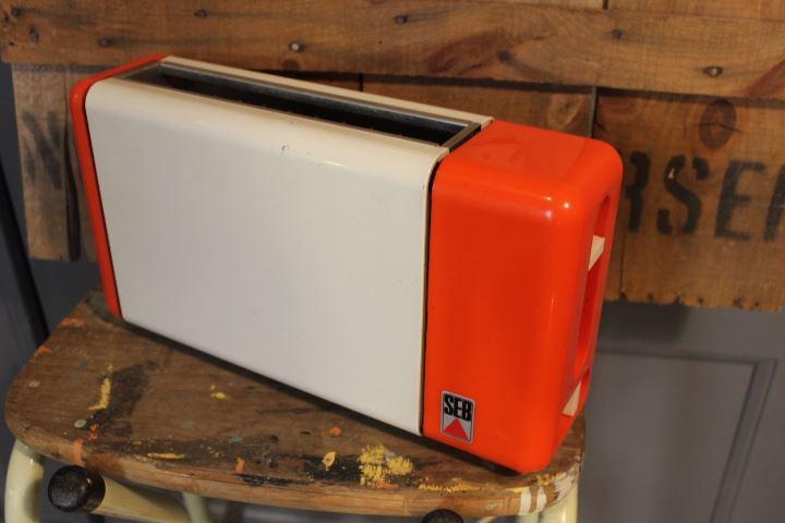 grille pain seb vintage vintage by fabichka. Black Bedroom Furniture Sets. Home Design Ideas