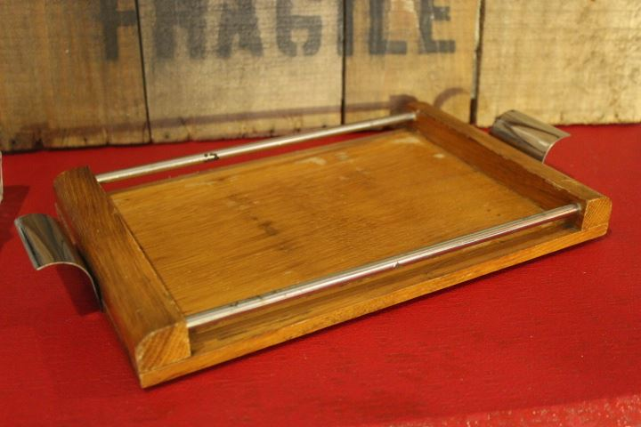 Serviteur de table des ann es 50 vintage by fabichka for Serviteur de table 3 etages