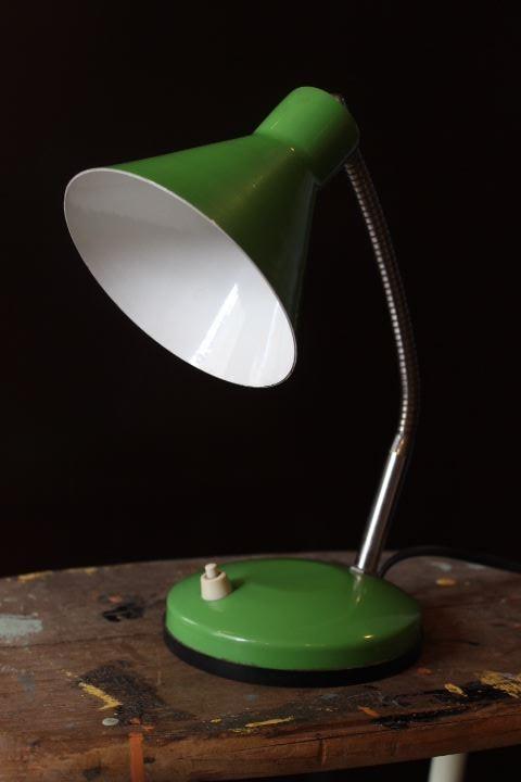 Lampe de bureau vintage vintage by fabichka - Lampe de bureau retro ...